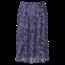 Remo Fashion Dames plisse zebra paars kort