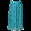 Remo Fashion Dames plisse stippen donkermint kort