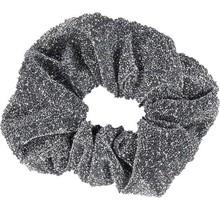Scrunchie Glitter Zilver