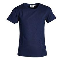 Meisjes basic shirt Marine