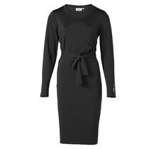 Dames  jurk zwart travel kwaliteit