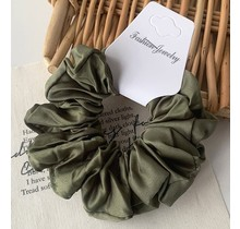 Scrunchie groen