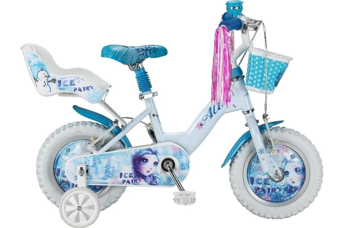 Altec Altec Ice Fairy 12 inch Wit meisjesfiets