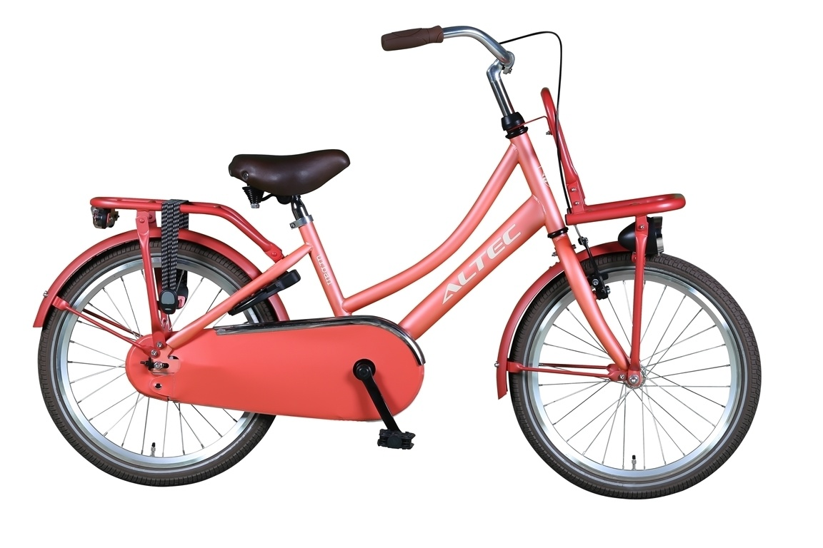 Altec Altec Urban 20 inch Transportfiets Stain Red