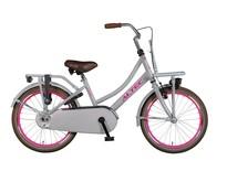 Altec Urban Transportfiets 20 inch Grijs/Roze