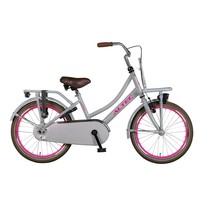 Altec Urban 20 inch Transportfiets Grijs/ Roze