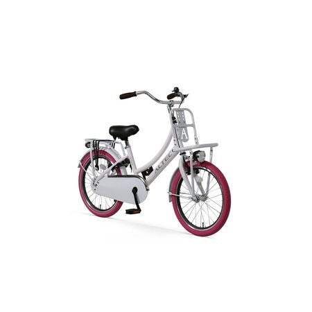 Altec Altec Urban 20inch Transportfiets Pearl White