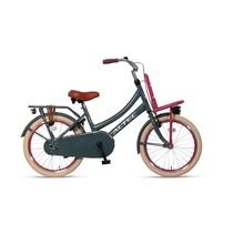 Altec Urban Transportfiets 20inch Grijs-Roze