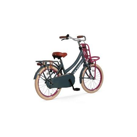 Altec Altec Urban Transportfiets 20inch Grijs-Roze