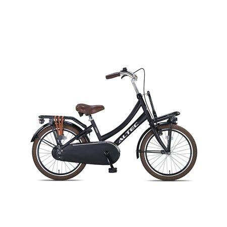 Altec Altec Urban Transportfiets 20 inch Zwart