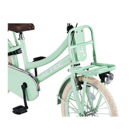 Altec Altec Urban Transportfiets 20 inch Mint Groen