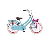 Altec Urban Transportfiets 20 inch Mint Groen-Roze