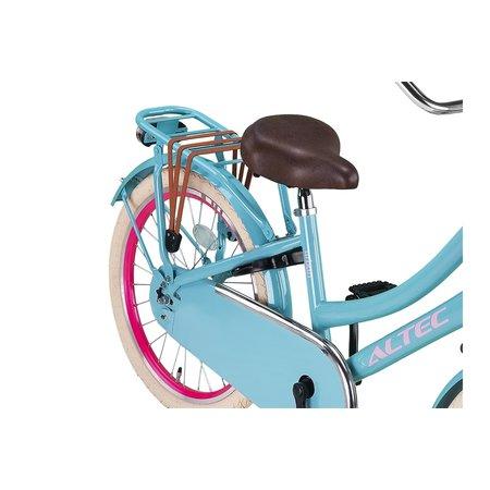 Altec Altec Urban Transportfiets 20 inch Mint Groen-Roze