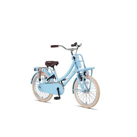 Altec Altec Urban Transportfiets 20 inch Blauw