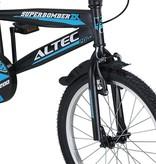 Altec Altec Super Bomber 20inch Jongensfiets Zwart-Blauw 2020  Nieuw