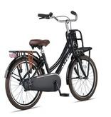 Altec Altec Urban Transportfiets 22 inch Zwart