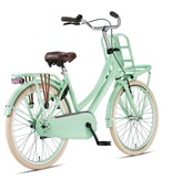 Altec Altec Urban Transportfiets 22 inch Mint Groen