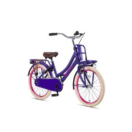 Altec Altec Urban 22inch Transportfiets Purple Nieuw 2020