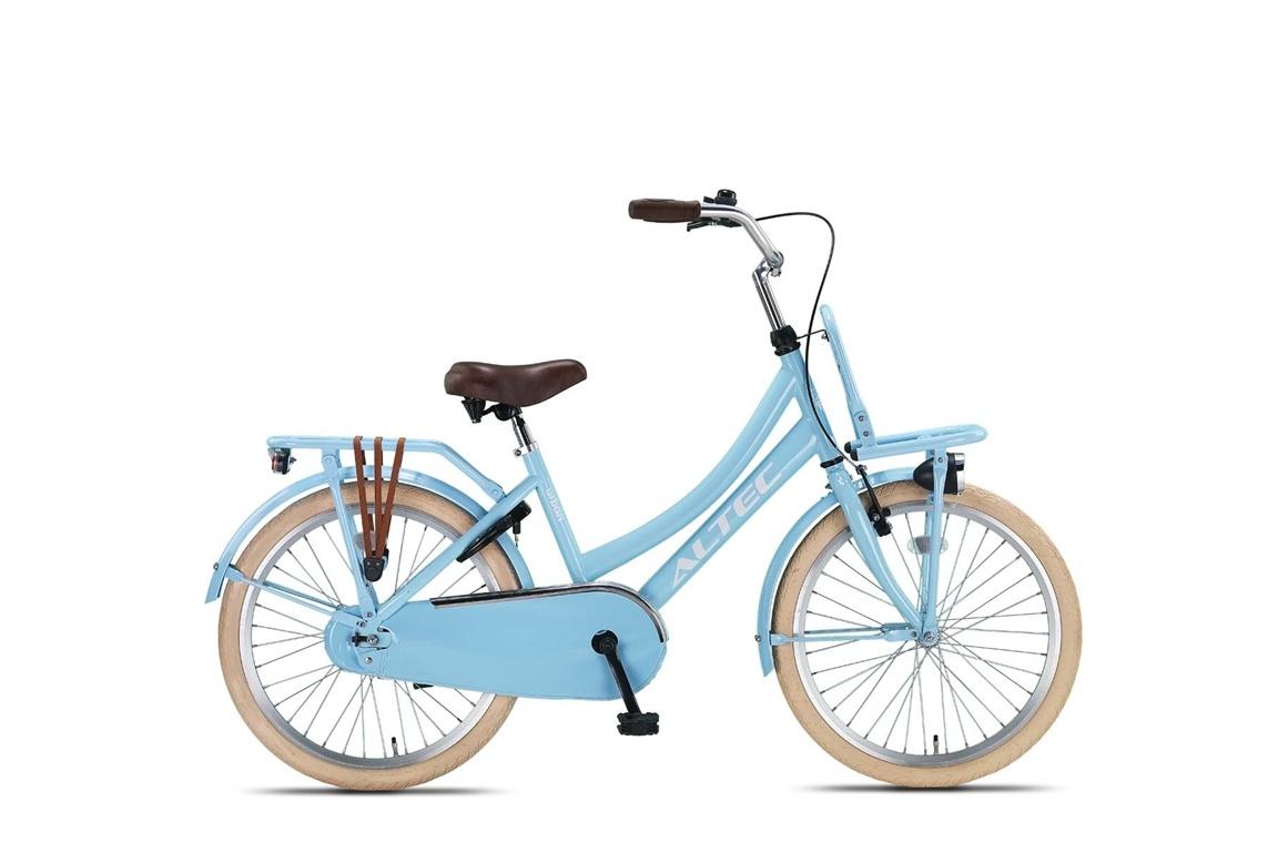 Altec Altec Urban Transportfiets 22inch Blauw
