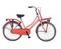 Altec Urban Transportfiets 24 inch Rood