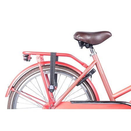 Altec Altec Urban 24inch Transportfiets  Stain Red