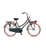 Altec Altec Urban Transportfiets 24 inch Grijs-Roze
