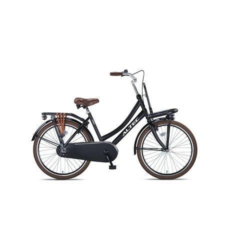 Altec Altec Urban 24inch Transportfiets Zwart Nieuw 2020