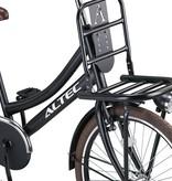 Altec Altec Urban Transportfiets 24 inch Zwart