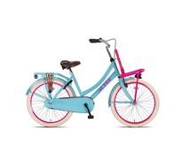 Altec Urban Transportfiets 24 inch Blauw-Roze