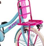 Altec Altec Urban Transportfiets 24 inch Blauw-Roze