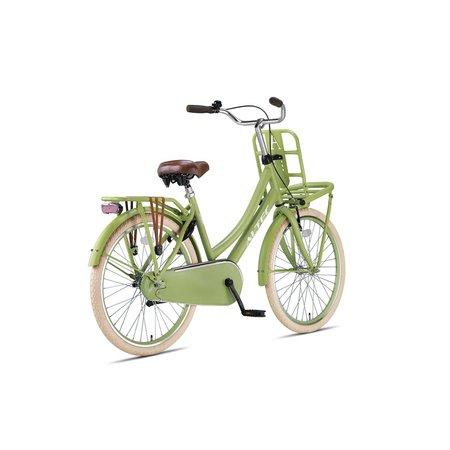 Altec Altec Urban Transportfiets 24 inch Olijf Groen