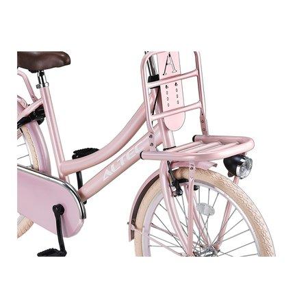 Altec Altec Urban Transportfiets 24 inch Roze