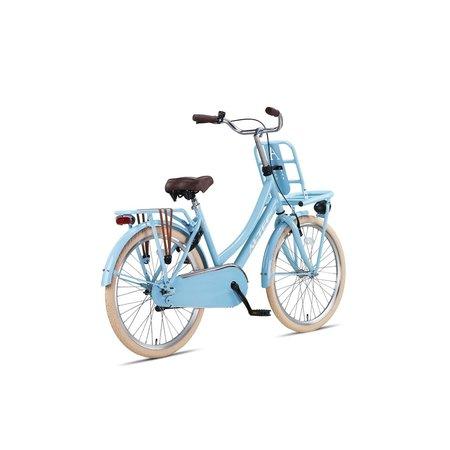 Altec Altec Urban Transportfiets 24 inch Blauw