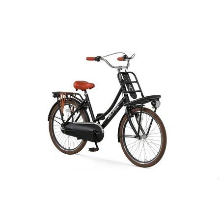 Altec Altec Dutch Transportfiets 24 inch 3v Zwart