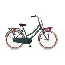 Altec Urban Transportfiets 26 inch Grijs/Roze