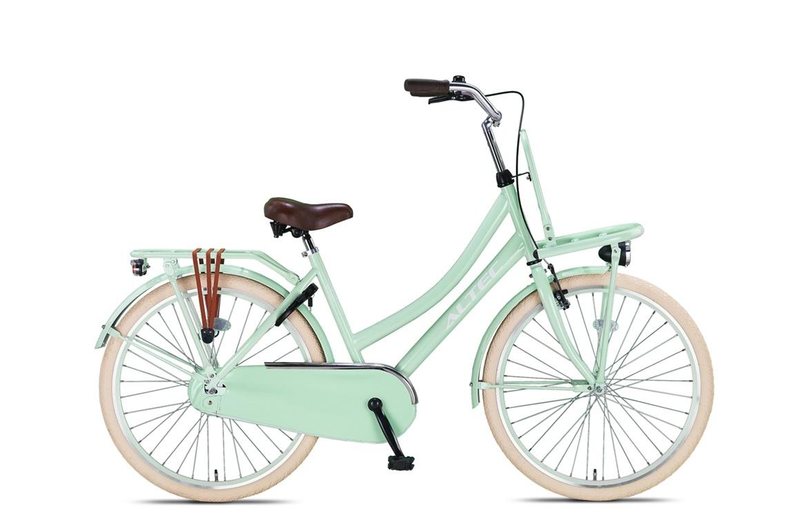 Altec Altec Urban Transportfiets 26 inch Mint Groen
