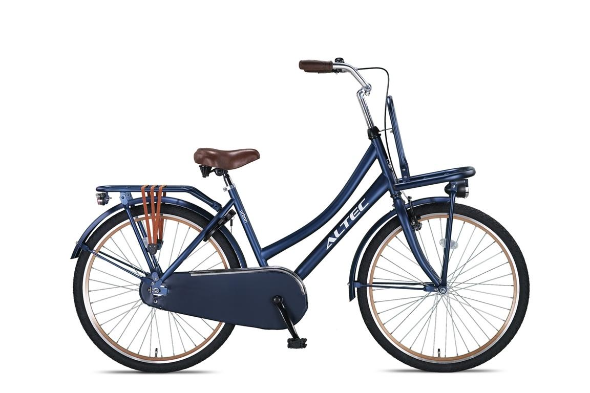 Altec Altec Urban Transportfiets 26 inch Jeans Blue