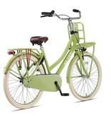 Altec Altec Urban Transportfiets 26 inch Olijf Groen