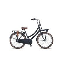 Altec Dutch Transportfiets 26 inch 3v Mat Zwart