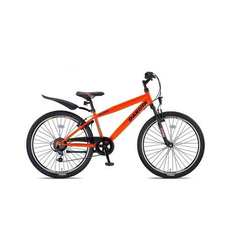 Altec Altec Dakota 26inch Jongensfiets 7speed Neon Orange RRR