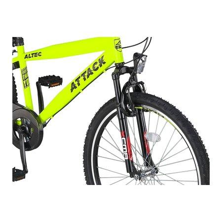 Altec Altec Attack 26inch Jongensfiets N-3 2021 Neon Lime Nieuw