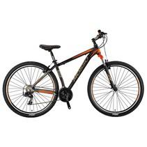 Mosso Wildfire Mountainbike 29 inch 21v Zwart-Oranje