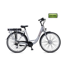 Altec Jade E-Bike 518Wh 7-sp Bullit Gray 2020 Nieuw