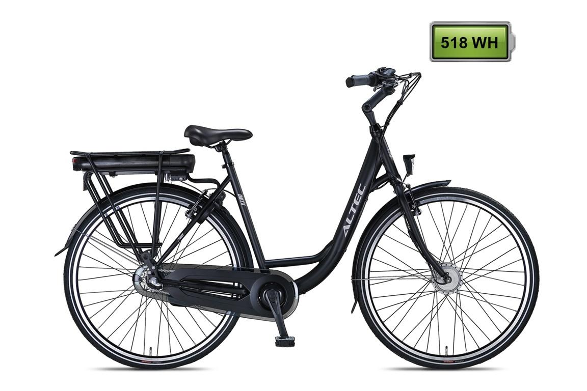 Altec Altec Onyx E-Bike 28inch 3v Zwart