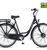 Altec Altec Sapphire E-Bike 481 Wh N-3 Mat Zwart  2021-1 ** Actie Model ** Nieuw