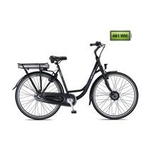 Altec Sapphire E-Bike 481 Wh N-3 Mat Zwart  2021-1 ** Actie Model ** Nieuw