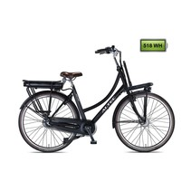 Altec Sakura E-Bike 518Wh N-3 Zwart Nieuw 2020