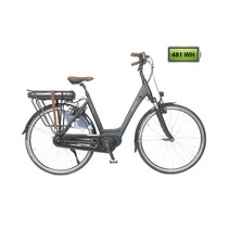 Altec Sylvain E-Bike 28inch 49cm 7v Zwart
