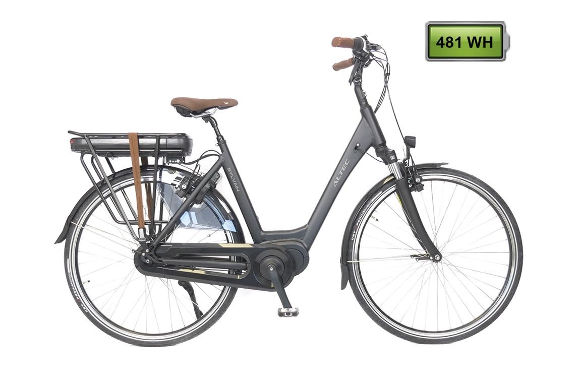 Altec Altec Sylvain E-Bike 481Wh N-7 Middenmotor Bafang HS-11 Magura HYDR V-BR 53cm Nieuw