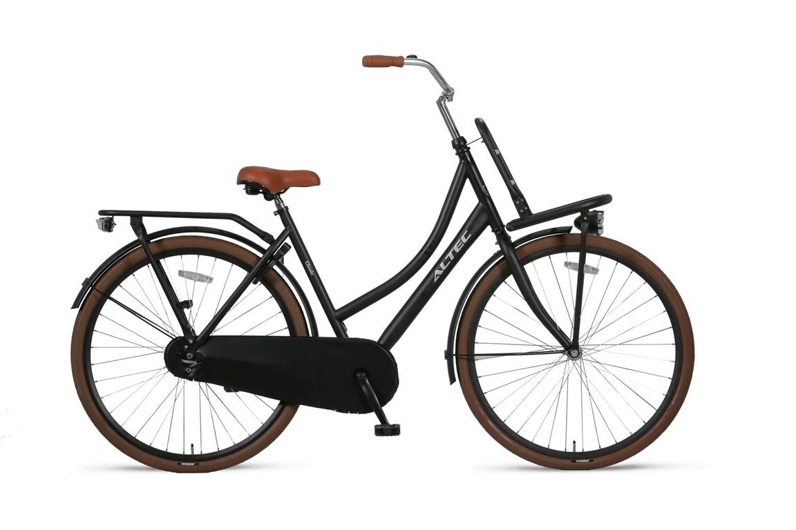 Altec Altec Classic Transportfiets 28inch  Zwart